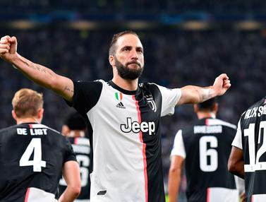 Juventus Hajar Bayer Leverkusen 3-0