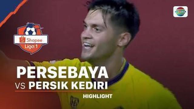 Berita Video Gaspar Vega Jadi Pencetak Gol Pertama Shopee Liga 1 2020