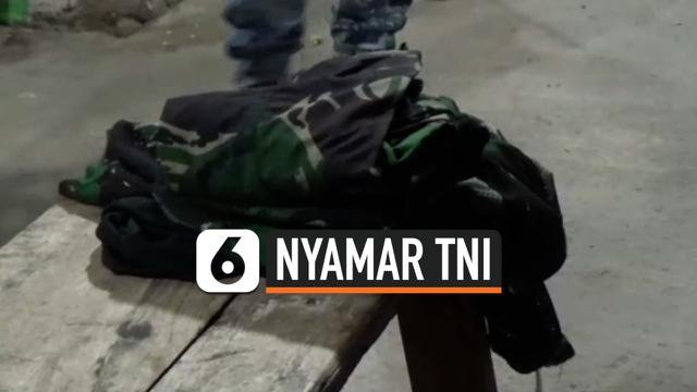 nyamar TNI