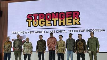Bagaimana Nasib Spektrum Frekuensi Indosat Ooredoo dan Tri Indonesia Setelah Merger?