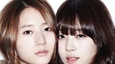 Krystal dan Sulli (Soompi)