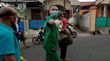 Pasien Bergejala Covid-19 Kabur dari Rumah Sakit di Ternate Bikin Geger