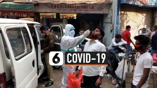 Berita Covid 19 Di India Hari Ini Kabar Terbaru Terkini Liputan6 Com