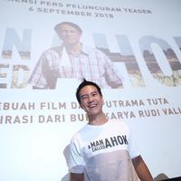 Teaser film A Man Called Ahok (Nurwahyunan/bintang.com)