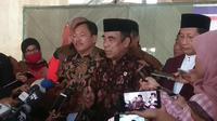 Menteri Agama Fachrul Razi (Merdeka/Nur Habibie)