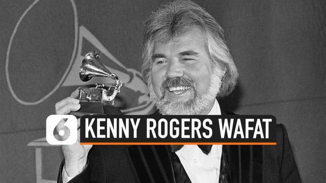 Berita Kenny Rogers Meninggal Dunia Hari Ini Kabar Terbaru Terkini Liputan6 Com