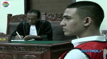 Anak Jeremy Thomas dituntut 6 bulan atas kasus kepemilikan pil Happy Five.