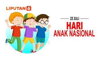 23 Juli Hari Anak Nasional  dan Tantangannya di Masa Pandemi Covid-19