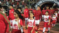 Timnas Indonesia U-16 masih memuncaki klasemen Grup A Piala AFF U-16 2018. (Twitter/ASEANFootball)