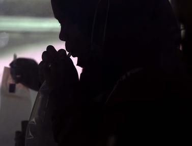 FOTO: Calon Penumpang KA Jarak Jauh Wajib Jalani Tes COVID-19