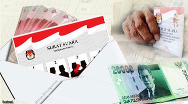 Ilustrasi Politik Uang