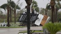 Badai Harvey di Texas Buat Sejumlah Kerusakan dan Banjir Besar (AP)