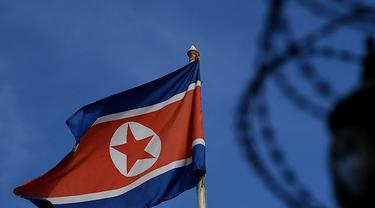 Ilustrasi Korea Utara (AFP)