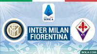 Serie A - Inter Milan Vs Fiorentina (Bola.com/Adreanus Titus)