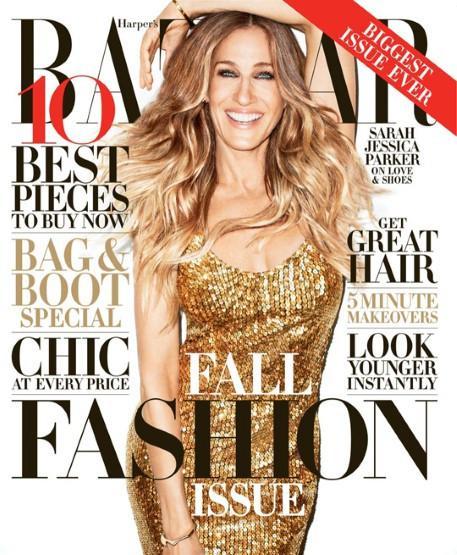 Sarah Jessica Parker, Harper's Bazaar US