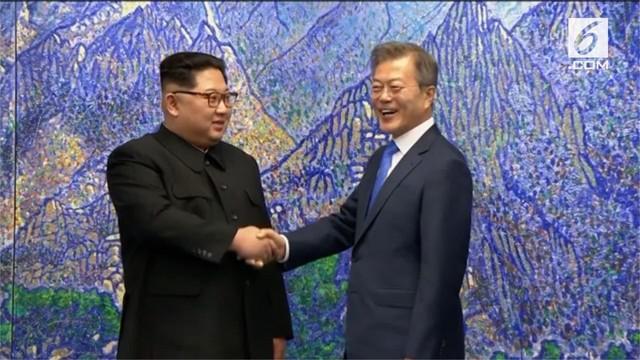 Kim Jong-un mengatakan dia ingin ada hasil konkret dalam pertemuannya dengan Presiden Korea Selatan.