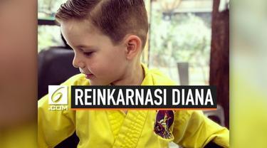 Seorang anak kecil membuat heboh karena mengaku reinkarnasi Putri Diana. Bocah laki-laki tersebut bernama Billy Campbell dan berasal dari Australia.