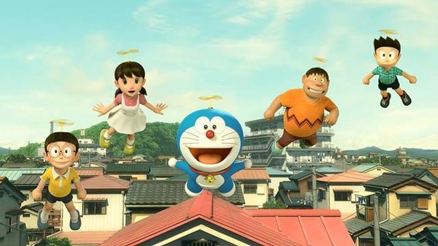Ini Karakter Yang Akan Muncul Di Stand By Me Doraemon