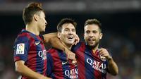 Barcelona vs Elche (Reuters).