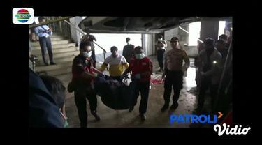 Polisi akhirnya menemukan pelaku mutilasi seorang wanita yang menghebohkan di kawasan Pasar Besar, Malang.