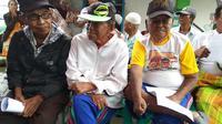 Rumah Sakit Kusta Tadjuddin Chalid, Makassar, dinilai kini sangat diskriminatif dan mengistimewakan pasien umum.