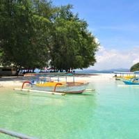 Gili Nanggu di Lombok Barat (Sumber: dispar.lombokbaratkab)
