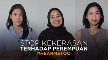 Karena ini bukan hanya PR perempuan, tapi semua orang harus mendukung aksi antikekerasan terhadap perempuan.