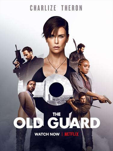 The Old Guard (Netflix)