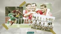 Drama perburuan juara sampai akhir musim 2004: Persebaya pupuskan ambisi PSM dan Persija. (Bola.com/Dody Iryawan)