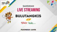 Live streaming cabang olahraga bulutangkis SEA Games 2017. (Bola.com/Dody Iryawan)