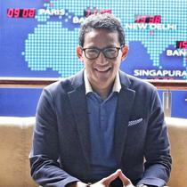 Sandiaga Uno berpasangan dengan Prabowo Subianto dalam Pilpres 2019. Pasangan nomor urut 2 ini mengaku punya cara tersendiri untuk menggaet pemilih milenial.