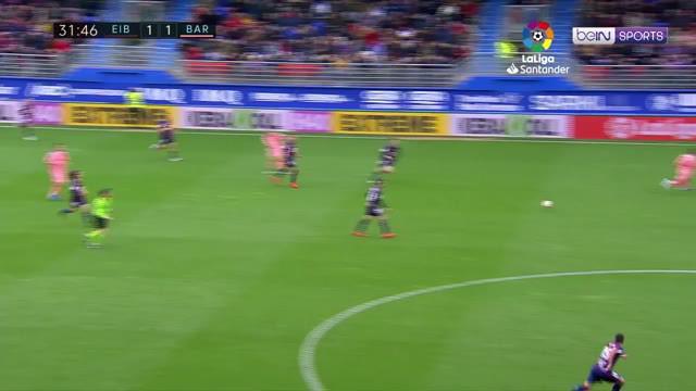 Berita video highlights La Liga 2018-2019 antara Eibar melawan Barcelona yang berakhir dengan skor 2-2, Minggu (19/5/2019).