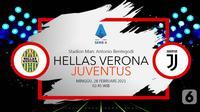 Hellas Verona vs Juventus (liputan6.com/Abdillah)