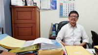 Wakil Dekan III Fakultas Kedokteran Hewan (FKH) Universitas Airlangga, Prof. Dr. Soewarno, drh., M.Si. (Foto: Liputan6.com/Dian Kurniawan)