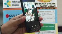Bayi kembar siam atas nama Adam dan Aris menjalani operasi pemisahan di RSUP Haji Adam Malik, Kota Medan, Sumatera Utara (Sumut), Rabu (20/1/2021)