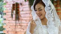 Pernikahan Chef Aiko dan Saugi (Nurwahyunan/bintang.com)