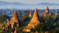 Bagan jadi kota tujuan wisata turis dari berbagai negara karena keindahan pagoda yang mereka miliki (iStock)