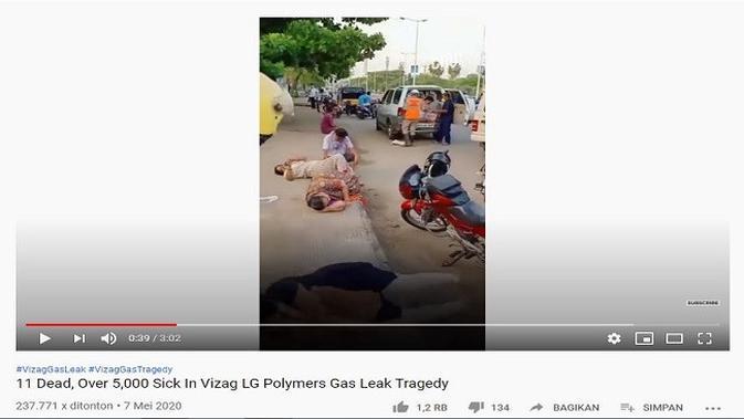 Gambar Tangkapan Layar Video dari Channel YouTube CRUX