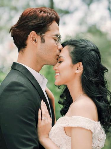 Momen Pernikahan Sylvia Fully dan Kevin Andrean, Berlangsung Tertutup. (Sumber: Instagram/sylvia_fully88)