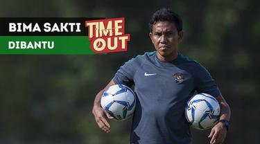 Berita video Time Out kali ini tentang Bima Sakti yang akan dibantu duo pelatih Spanyol menangani Timnas Indonesia U-19.