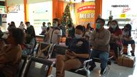 (Foto: Tangkapan layar vidio.com berjudul Pos Indonesia Salurkan BST Tahap 9 di Kota Manado)