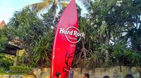 Salah satu lokasi favorit untuk selfie di Kuta Bali (Liputan6.com/Dewi Divianta)