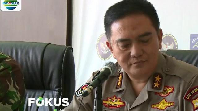 Kepala Divisi Humas Mabes Polri Irjen Pol M Iqbal menyatakan, dua dari ratusan tersangka tersebut memilik afiliasi dengan kelompok Gerakan Reformis Islam (GARIS).