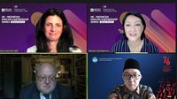 British Council Indonesia dan Departemen Perdagangan Internasional (DIT) menyelenggarakan UK – Indonesia: English Partnership Series untuk pengembangan profesional guru bahasa Inggris (British Council)