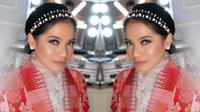 Titi Kamal menjelma sebagai princess Indonesia (Instagram @titi_kamall)