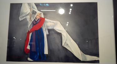 pameran lukisan cat air se-Asia yang bernama Asian Water Colour Expression (AWCE) III
