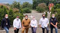 Destinasi Wisata Baru Di Bangun DI Bakauheni, Lampung. (Selasa, 16/03/2021).