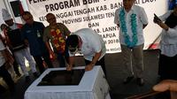 Program BBM Satu Harga di Banggai ( (Dok Foto: Maulandy Rizky Bayu Kencana/Liputan6.com)