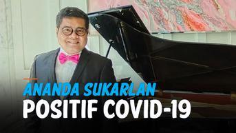 VIDEO: Pianis Ananda Sukarlan Cerita Kronologi Terpapar Covid-19 Lewat Tiktok