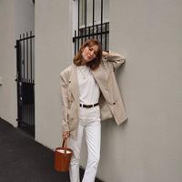 7 Ways to Wear Blazer Now - Photo: whowhatwear